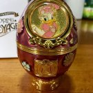 Tokyo Disney Sea Hotel MiraCosta Daisy Egg Shape Pick Case Spring Voyage