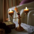 Lumiere PVC Interior Design LED Light Beauty and the Beast Lamp Setcraft Japan
