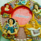 1900s Disney Princess Photo Frame Stand Cinderella Bell Ariel Snow White
