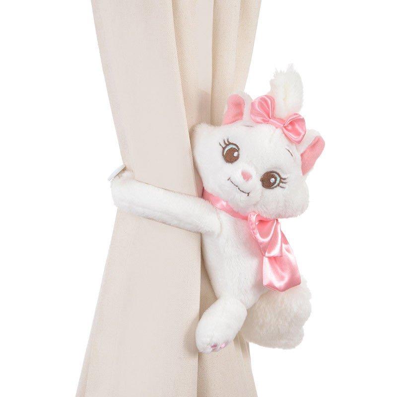 Disney Store Japan Aristo Cat Marie Curtain tassel CAT DAY Ribbon Doorway Holder