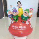Tokyo Disney Land Snow White and 7 Dwarf Figure Pen Set Holder