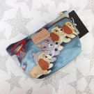 Disney Kiddy Land Lady and the Tramp Accessories Pouch Case Bag Ladies