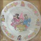 Tokyo Disneyland Princess Days Plate Cinderella Snow White People Minnie Marie