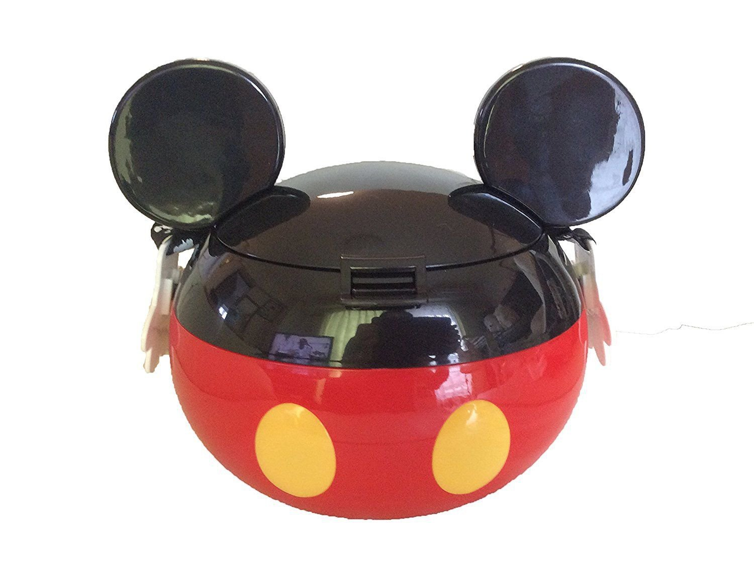 Tokyo Disney Resort Limited Mickey Mouse Popcorn Bucket Container Case