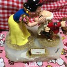Ron Lee Disney Snow White and Children Figure Marble Ornament Collection Doll