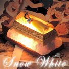 Rare! Disney Snow White Room lamp table desk Light illumination JAPAN LED Figure