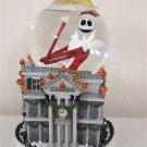 Nightmare Before Christmas WDW Halloween Santa Jack Snow Globe Dome Figure