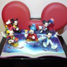 Tokyo Disney Land 20th Championship Mickey Mouse Figure Grand Opened Ornament
