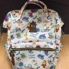 Beauty and the Beast Tigerback Backpack Sack Anello Balnapsack Bag