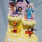 2005 Disney Store Halloween Happy Trick Party Mickey Minnie Donald Goofy Stitch