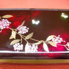 Made in JAPAN SAKURA Jewelry case with Music box Accessory box Cherry Blossoms