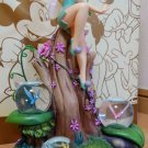 Disney Store Tinker Bell Snow Glove Music Box Figure Dome Height 11.8 ""