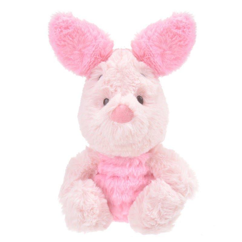 Disney Store Japan Piglet Plush Doll SAKURA CHERRY BLOSSOMS Winnie the Pooh pink