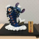 Tokyo Disney Resort Stitch May May Puppet Figure Figure Carp bowl Pottery Doll