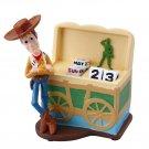 TOY STORY Woody Resin made Perpetual calendar Figure desk ornament Seto Craft