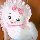 Disney store Japan Arist the Cat Marie tail Cushion Pink ribbon Homewares
