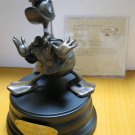 Disney's 70th anniversary Donald Duck bronze figure figure ornament