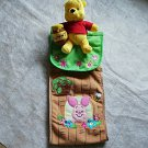 Tokyo Disney Resort Pooh & Pigret paper holder cover pouch case