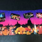 1985 Premium !Tokyo Disneyland 4 Electrical Parade Telephone card set limited