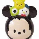 TSUM TSUM Mickey mouse Piggy bank Pottery figure JAPAN NEW Disney San art