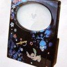 Stitch Lacquered Music Box Photo Frame Stand Japan Style Sankyo