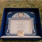 Tokyo Disney Ambassador Hotel Photo Frame Stand Clock FAIRY TALE Weddings