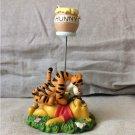 Disney Winnie The Pooh & Jaguar Figure Memo Stand Paper Holder