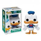 "Disney Donald Duck height 90 mm (3.5"") plastic Painted PVC Figure"