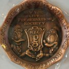 Tokyo Disney Sea Hotel MiraCosta Limited Plate tray Tower of Terror ornament TDR