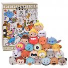 Plush Toy Tsumtum Disney Character Disney Store Japan 25th Anniversary Set TSUM
