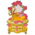 Disney Store Japan Beauty and the Beast Bell Princess Dresser Accessory Case