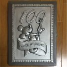Disney World's 100th anniversary Years of Magic Mickey Mouse 3DPhoto frame stand
