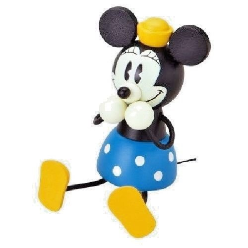 Disny Minnie Mouse Natural Wood  Retro  Wood  Multi stand  (smart phone etc)