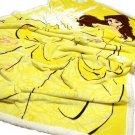 Disney Beauty and the Beast Princess Bell Single Blanket Polyester Fleece