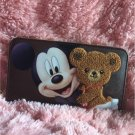 Disney Store Japan Unibearity 7th Anniversary Mickey Mouse Sagara Embroidery Wal