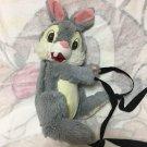 Disney Land Bambi Thumper Plush Doll Back Pack shoulder Rucksack for KIDS