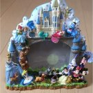 Tokyo Disneyland All Character figure 3D Photo Frame Stand snow white Mickey TDR