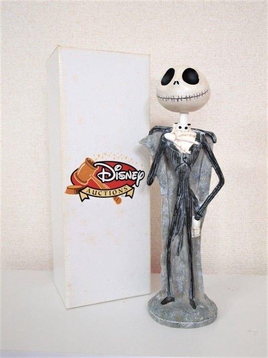 US Disney auction limited 500 Nightmare Jackhead knocker bubble head Doll