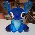 Japan limited Ryukyu Glass stitch Figure Ornament object doll Okinawa  Deep blue