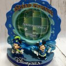 Tokyo Disney Sea Grand Open Photo Stand Frame Mickey & Minnie Mouse Figure TDR
