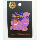 2000 Disney Land Alice in Wonderland Cheshire Cat Electrical Parade Pin badge