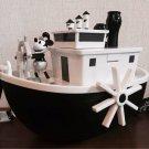 Tokyo Disneyland 2018 Steamboat Willie's popcorn bucket TDR Container case 90 35