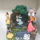 Disney US Princess (Cinderella Bell Aurora Snow white) Snow Glove Music Box