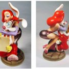 WDCC 1998 Roger Rabbit & Jessica Figure Ornament Doll 7500 Limited Serial