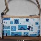 Disney Resort Diamond Celebration 60th Dooney & Bourke Anaheim Minnie tote bag