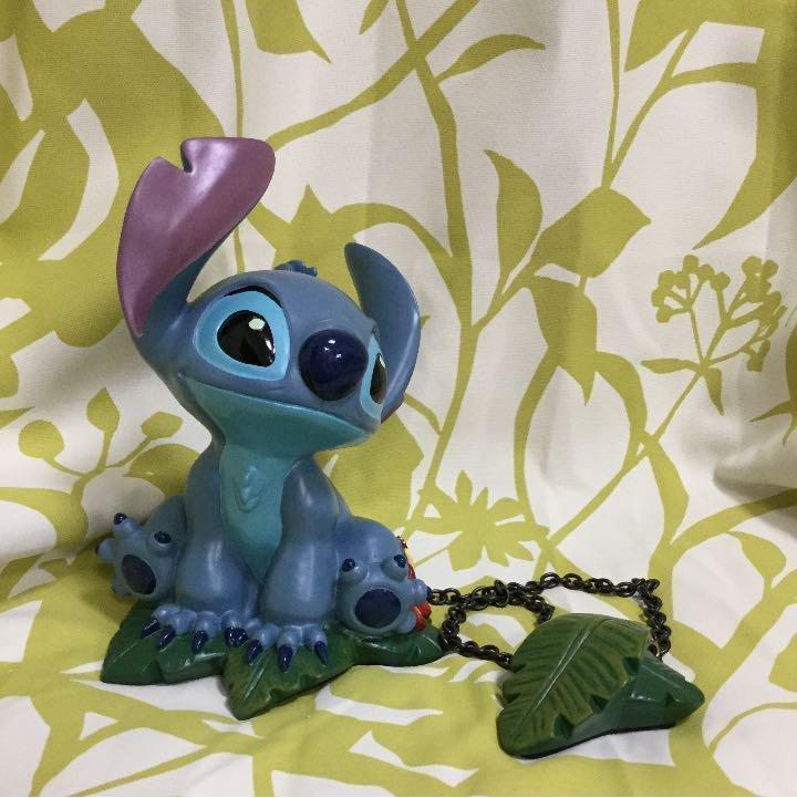 Disney Stitch Pottery Figure Door Stopper Kato Crafts Ornament doll Japan