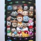 Disney TSUM TSUM 3th anniversary TSUM TSUM  Plush doll Complete box set