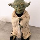 Star Wars Vintage ILLUSIVE Life-size yoda figure 1/1 Limited 9500 with SerialNo