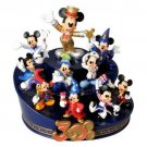 Tokyo Disney Resort Mickey 30th Figure The Happiness Year Ornament State doll