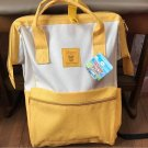 Winnie The Pooh Anello Type Rucksack Backpack School Bag case shoulder Yellow FS